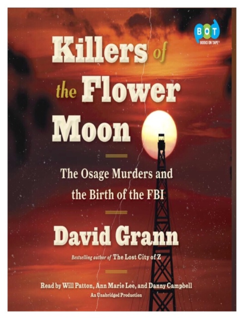Book review, Killers of the Flower Moon