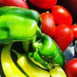 Fresh picked produce
